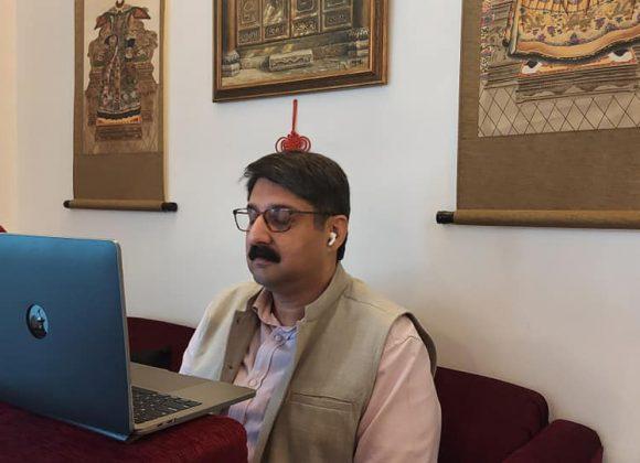 Assam Police Sishu Mitra Webinar – Part 3 on Cyber Safety of Children